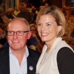 Bürgergespräch mit Julia Klöckner und Karl Thorn